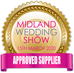 Midland Wedding Show Approved Supplier