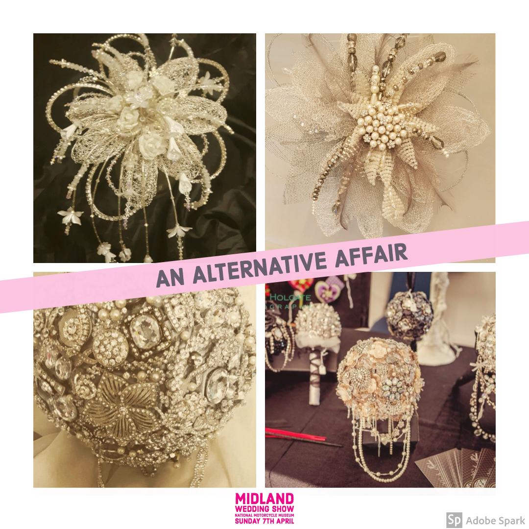 An Alternative Affair at Midland Wedding Show wedding fair 7th april 2019