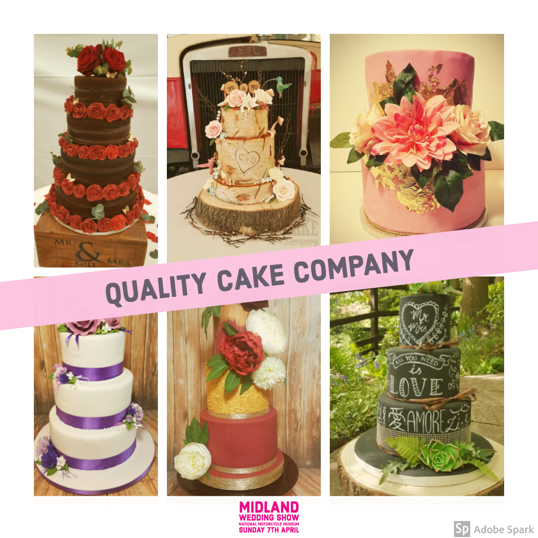 Cakes, Confectionery & Chocolate Fountains | The Midland Wedding