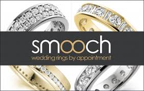 Smooch wedding rings by appointment at Midland Wedding Show wedding fayre