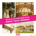 Alcott weddings and events at Midland Wedding Show wedding fair 7th april 2019
