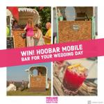 HooBar Offer at Midland Wedding Show wedding fair 7th April 2019