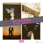 Ten Foot Tall Photography win photo shoot at Midland Wedding Show 7th April 2019